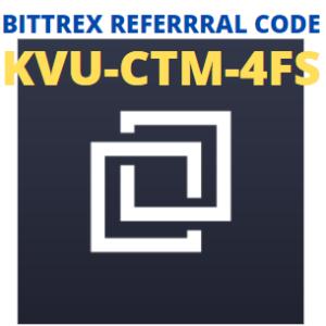 bittrex referral code
