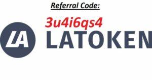 LATOKEN Referral Code